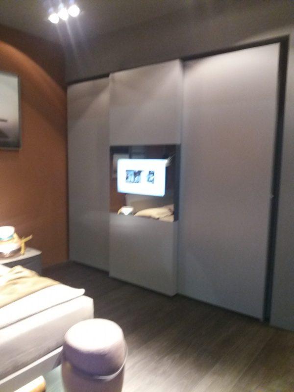 Armadio con Tv nell\'anta – Ilma Mobili Produzione e Vendita Parma