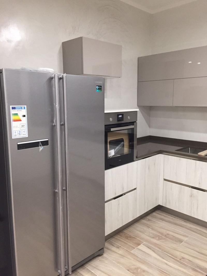 Cucina moderna installata a Parma – progettazione e installazione ...