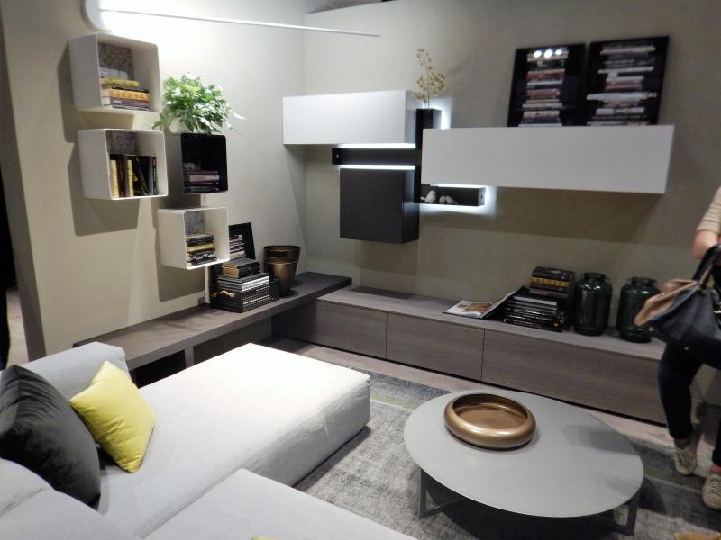 Soggiorno per la tua zona living -salotto moderno ad angolo ...