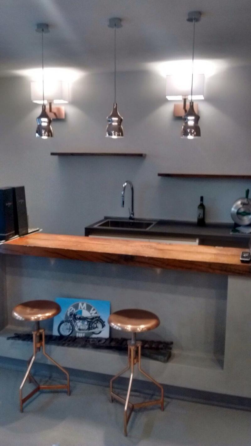 cucina industrial per taverna.. da poco montata zona parma ...
