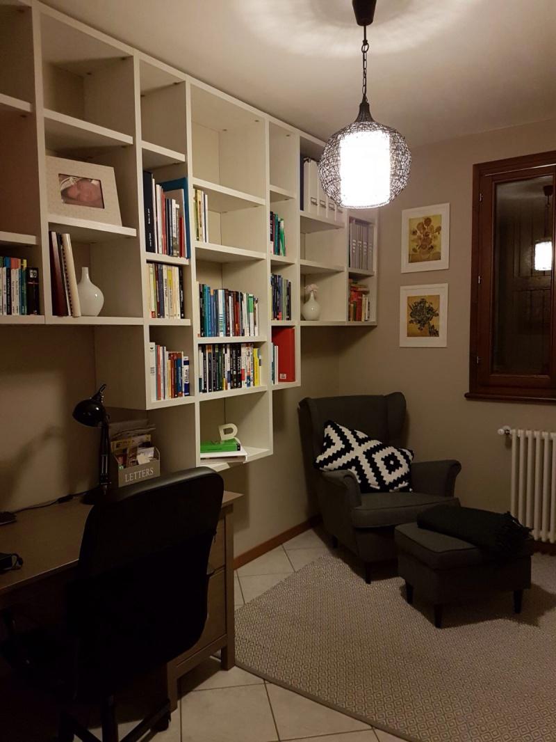 Libreria sospesa idee nuove per recuperare spazio ilma mobili produzione e vendita parma - Mobili per recuperare spazio ...